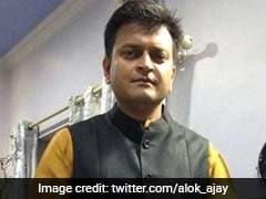 """Don't Want To Embarrass Nitish Kumar"": JD(U) Spokesman Ajay Alok Resigns"
