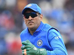 Remove Indian Army Insignia From MS Dhoni
