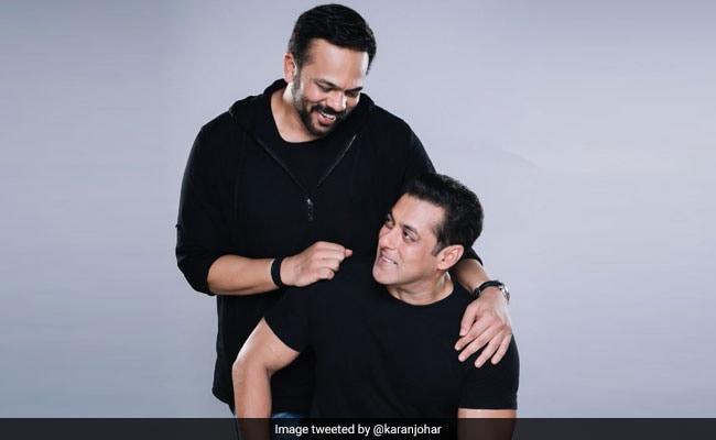 सलमान खान ने रोहित शेट्टी को लेकर किया Tweet, लिखा- हमेशा छोटा भाई मानता था और उन्होंने...