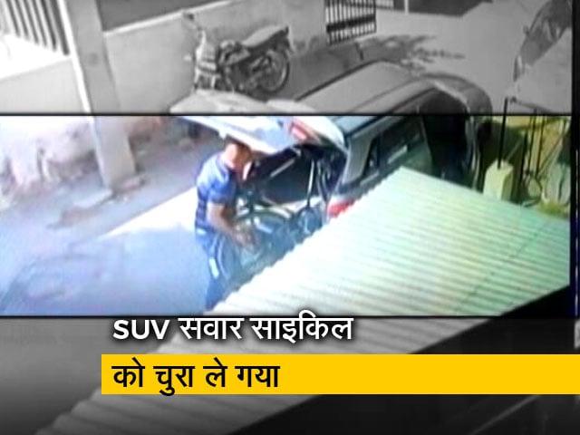 Videos : रवीश कुमार का प्राइम टाइम: चोरी की साइकिल के लिए भी प्राइम टाइम से गुहार!