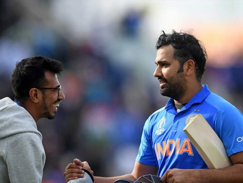 World Cup 2019: Rohit Sharma, Yuzvendra Chahal Star As India Crush South Africa By 6 Wickets