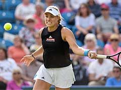 Angelique Kerber Makes Strong Start At Eastbourne International