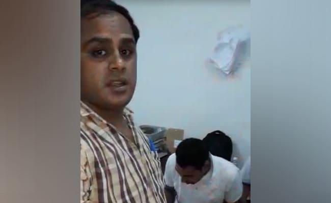दिल्ली ट्रैफिक पुलिस के कॉन्स्टेबल ने सहकर्मियों पर लगाया प्रताड़ना का आरोप