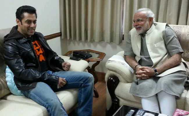 Salman Khan Congratulates PM Modi On 'Splendid' Team Of Ministers
