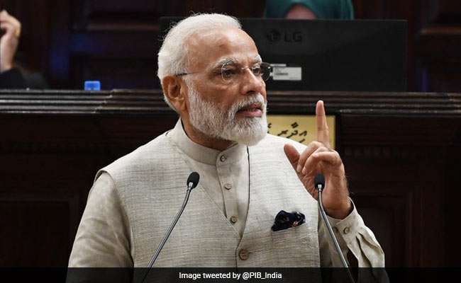 India To Help In Conservation Of Maldives' Friday Mosque: PM Modi