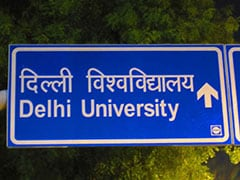 Delhi University Admission Process On Hold