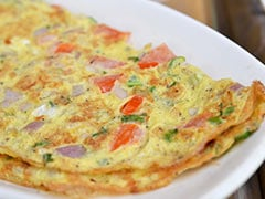 Low Calorie Diet: How To Make Oats And Eggs Omelette - A Healthier, High-Protein Breakfast Meal