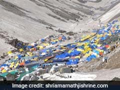 "CRPF To Launch ""Save Environment"" Campaign During Amarnath Yatra"