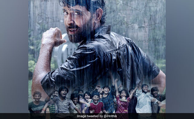 Countdown to Super 30 trailer begins, check out Hrithik Roshan's post here