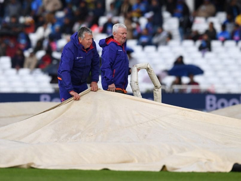India vs New Zealand World Cup 2019 Clash Abandoned Due To Rain