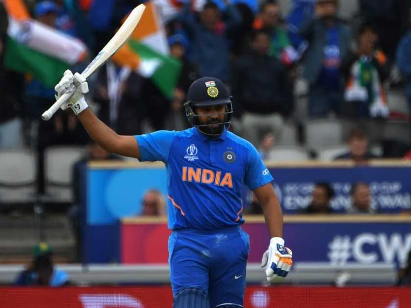 India vs Pakistan: Rohit Sharma Hits His 2nd Century Of World Cup 2019, 24th Of ODI Career