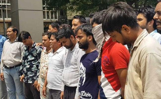 दिल्ली से चोरी के फोन नेपाल भेजने वाला गिरोह चढ़ा पुलिस के हत्थे, सात गिरफ्तार