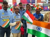 World Cup: Fans Throng To Old Trafford For India vs Pakistan Mega Clash