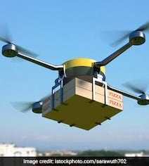 Watch: Bird Attacks Food Delivery Drone; Internet Reacts