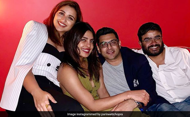 When Priyanka Chopra And Parineeti Partied For 12 Hours
