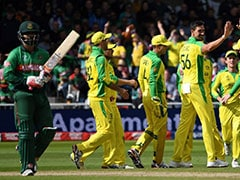 Australia vs Bangladesh Highlights, World Cup 2019: World Cup: Bangladesh Lose To Australia Despite Scoring Highest ODI Total
