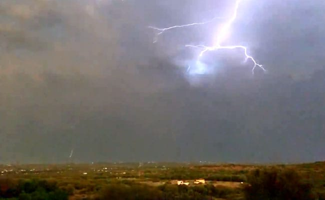 At Least 30 Dead, Many Injured In Lightning Incidents Across Bihar
