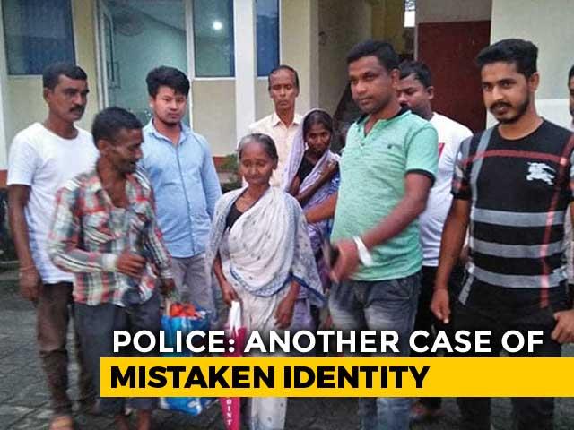 "Video : Madhubala Das Was The ""Foreigner"", Assam Cops Arrested Madhubala Mondal"