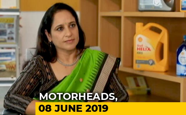 Video : In Conversation With Mansi Tripathy, Shell Lubricants India