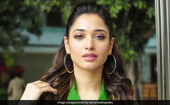 Tamannaah Bhatia Buys A Swanky Apartment At Twice The Going Rate: Reports