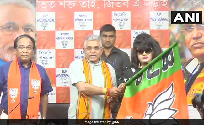 Bangladesh-Born Actor Joins BJP, Evades Questions On Citizenship Status