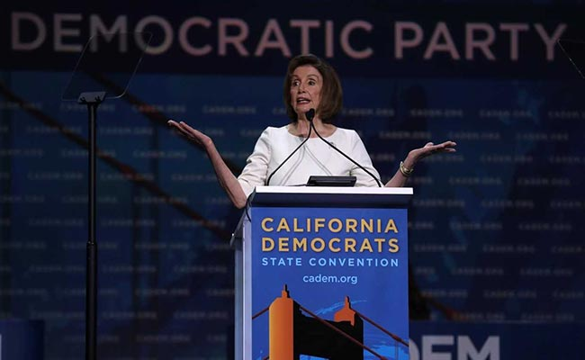 Want To See Trump 'In Prison', Not Impeached, Says Nancy Pelosi