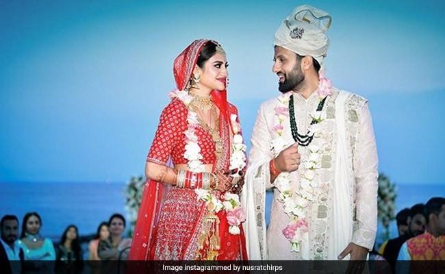 एक्ट्रेस से सांसद बनीं Nusrat Jahan ने तुर्की में निखिल जैन से की शादी, वीडियो हुआ वायरल