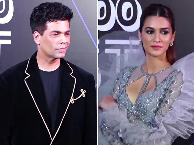 #GQBestDressed: Karan Johar & Kriti Sanon On Fashion & More