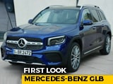 Video : 2020 Mercedes-Benz GLB First Look