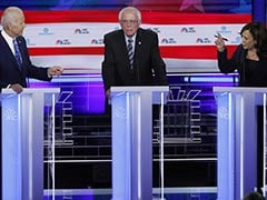 Kamala Harris Goes After Joe Biden On Race In US Presidential Debate