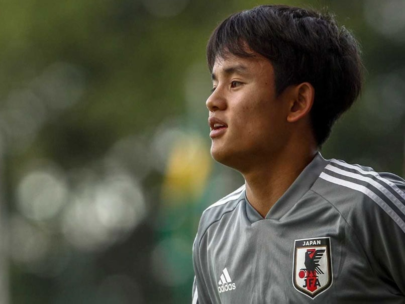 "Real Madrid Signing Takefusa Kubo ""Proud"" Of ""Japanese Messi"" Nickname"