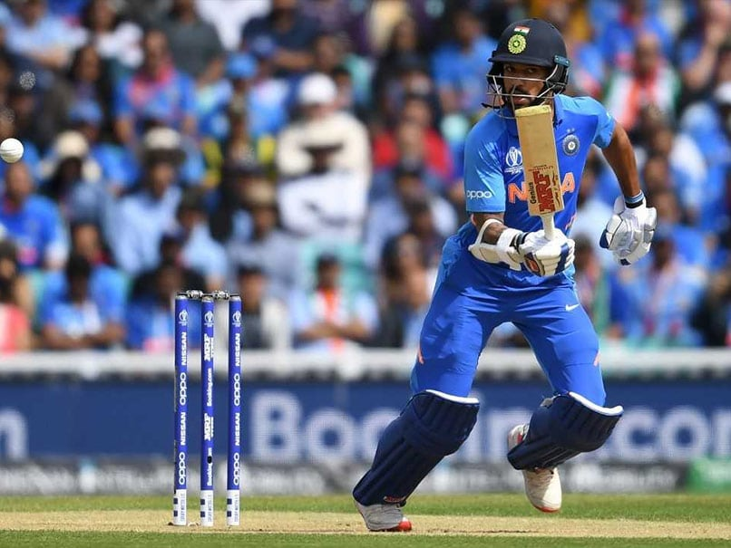 Injured Shikhar Dhawan Under Observation, To Remain With Indian Team In England: BCCI