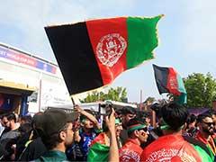 World Cup 2019: Scuffle Breaks Out Between Afghanistan, Pakistan Fans - Watch