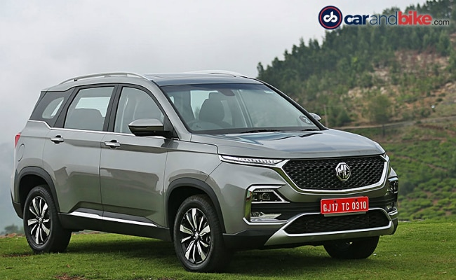 MG Motor is all set to launch the Hector on June 27.