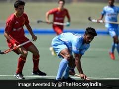 Hockey: भारतीय जूनियर टीम को स्पेन के हाथों हार का सामना करना पड़ा