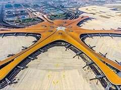Beijing's $11.2 Billion Giant Airport Opens, Helps China Rival US