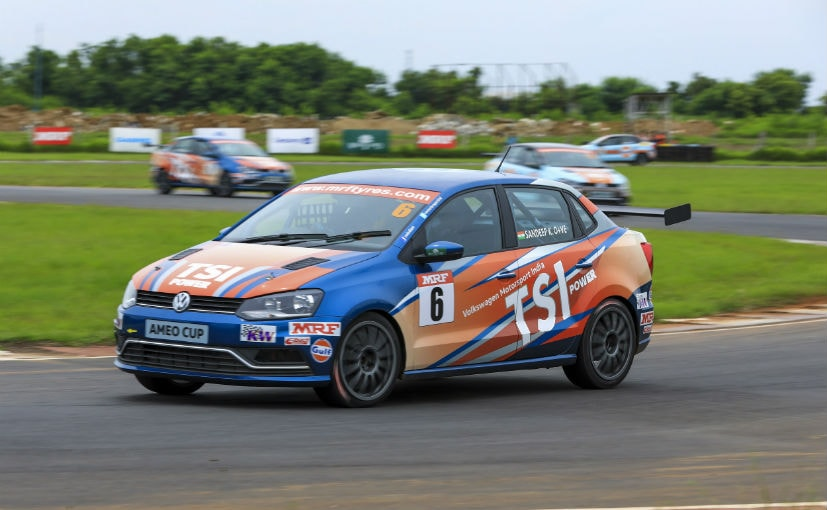 Volkswagen Ameo Cup Receives National Recognition