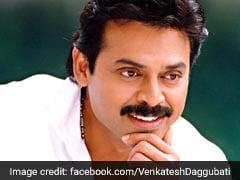 Venkatesh Daggubati To Star In The Telugu Remake Of Ajay Devgn's <i>De De Pyaar De</i>