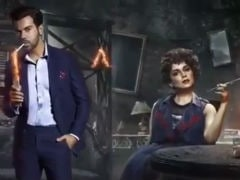 <i>Mental Hai Kya</i>: 'Can't Trust' Kangana Ranaut And Rajkummar Rao In This Mystery