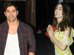 This Is When Varun Dhawan And Sara Ali Khan Will Start Filming <i>Coolie No 1</i> Remake