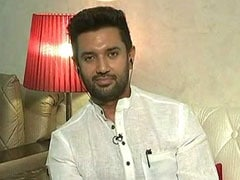 Chirag Paswan Appointed Lok Janshakti Party's Bihar Unit Acting Chief