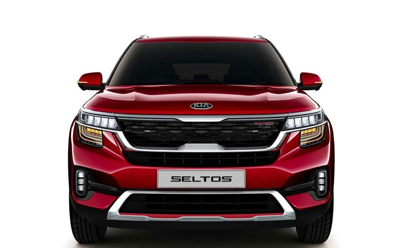 The Kia Seltos looks very similar to the SP Concept which was showcased at the 2018 Auto Expo.