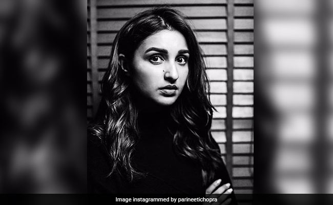 Parineeti Chopra Shares An Update On The Girl On The Train