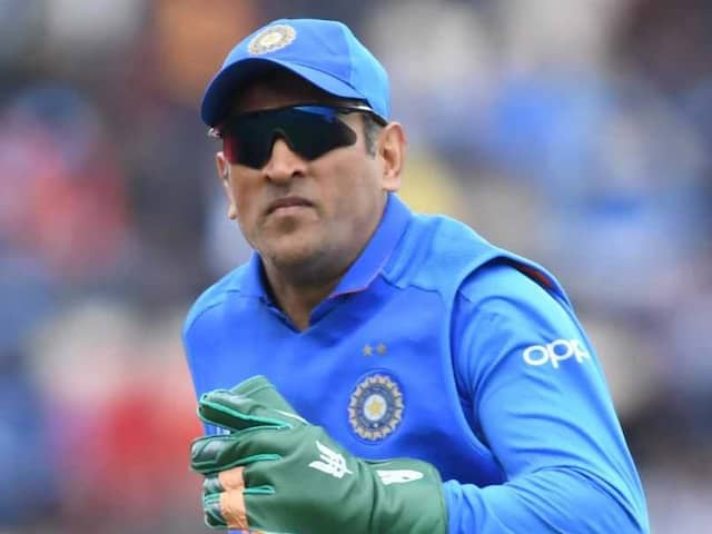 MS Dhoni Gloves Create Twitter Trend As Fans Slam ICC, Support Former India Captain