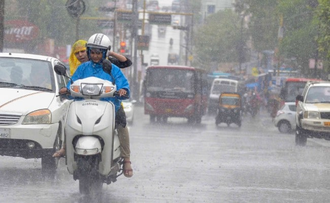Monsoon Rains Forecast To Be Average In 2021: Weather Office
