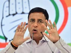 "Randeep Surjewala Blames ""Mismanagement"" For Power Crisis In Haryana"