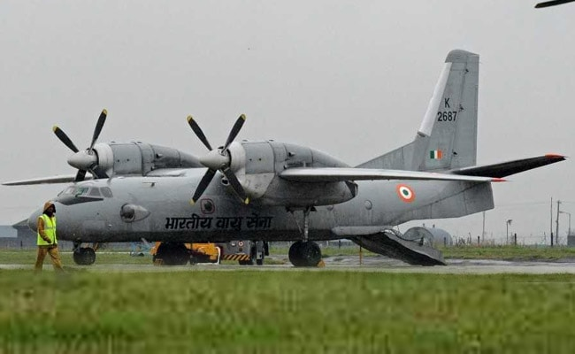 Search For Missing Air Force Plane Halted On Sixth Day Due To Bad Weather