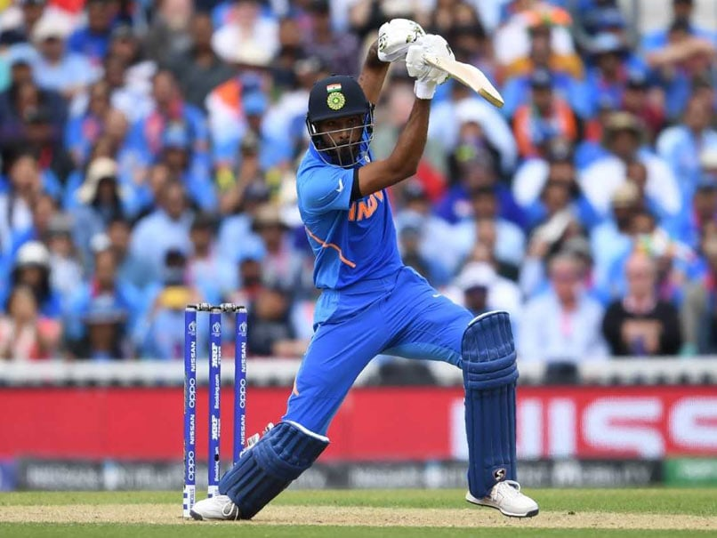 Shikhar Dhawan ruled out of World Cup 2019 for three weeks