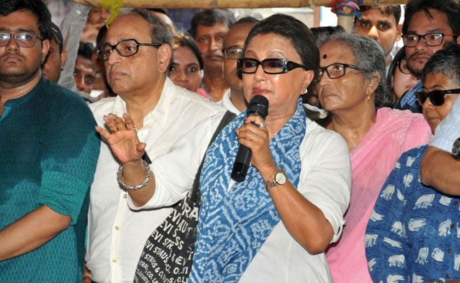 'Culture Of Violence' Silencing Dissent: Aparna Sen, 27 Others Speak Up