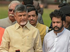TDP Condemns Andhra Government's Decision To Downgrade Chandrababu Naidu's Security Cover